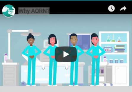 About AORN - Association of periOperative Registered Nurses