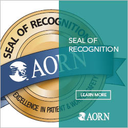 AORN Seal of Recognition