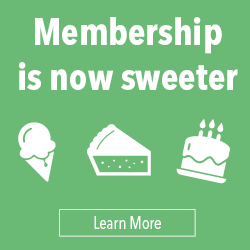 AORN Membership is now sweeter