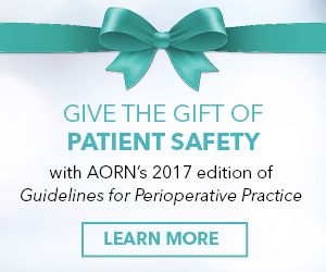 Give the Gift of Patient Safety