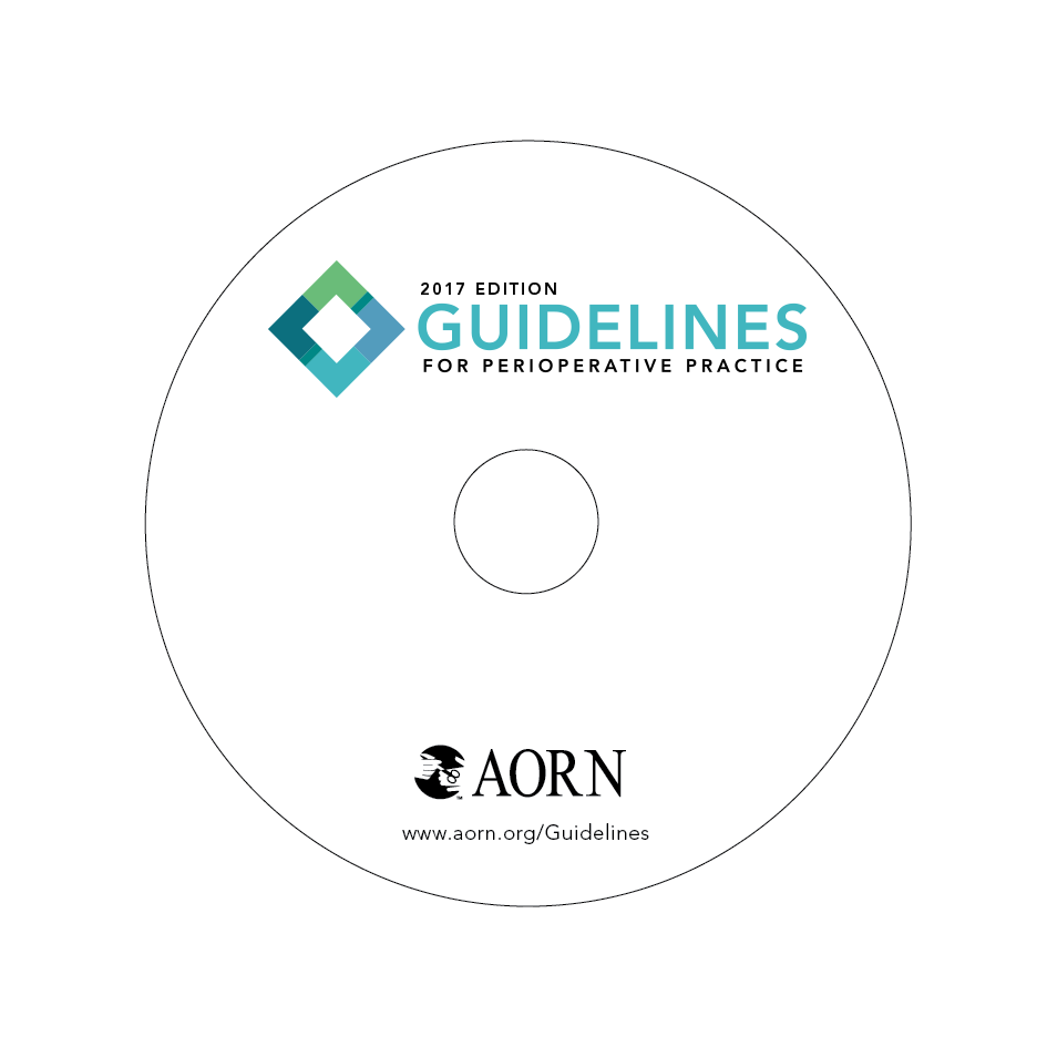 Purchase Guidelines for Perioperative Practice