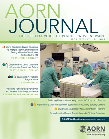 AORN Journal - February 2020 Issue