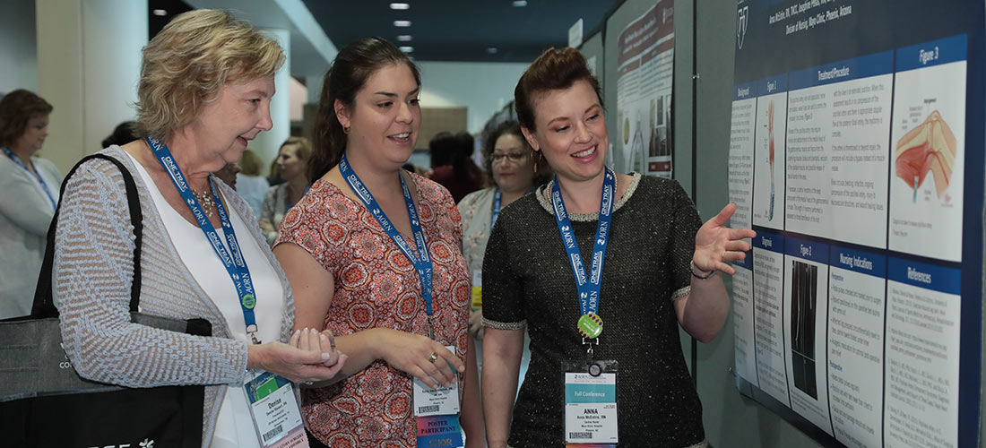 Evidence-based Strategies Lead to Research Poster Win