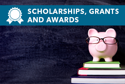 Scholarships, Grants and Awards