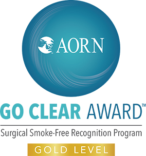 AORN Go Clear Award - Gold Level