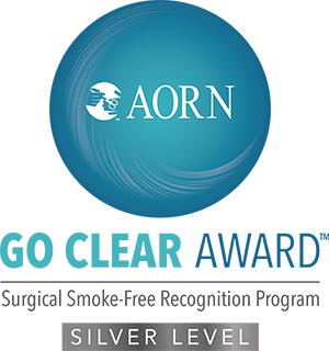 AORN Go Clear Award - Silver Level