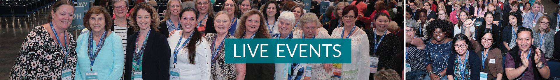 AORN Live Events