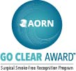 Go Clear Award Program - Surgical Smoke-Free Recognition Program