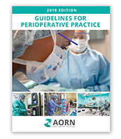 AORN Guidelines for Perioperative Practice - 2019 Edition