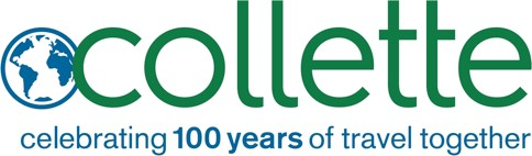 Collette - Celebrating 100 years of travel together