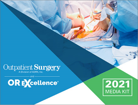 Outpatient Surgery Magazine - Advertise with us