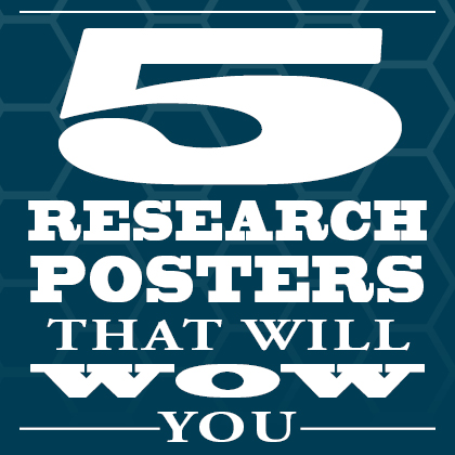5 Research Posters That Will WOW You