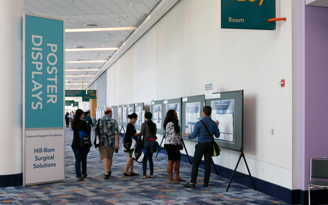 Poster Displays AORN Global Surgical Conference & Expo 2016