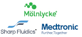Molnlycke, Surgical Fluidics, and Medtronic