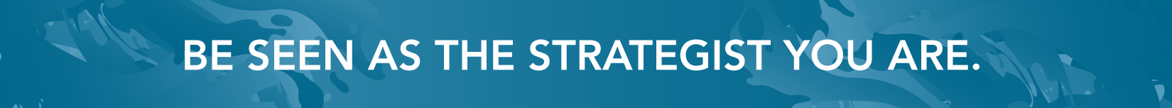 Be see as the strategist you are at the AORN Executive Leadership Summit in New Orleans, March 24-27, 2018