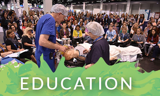 Perioperative Nurse Education