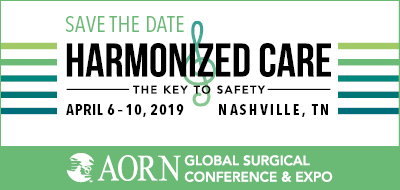 AORN Global Surgical Conference & Expo 2019