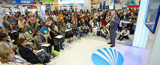 AORN Expo In-Booth Education